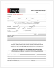 display-advertising-contract-template