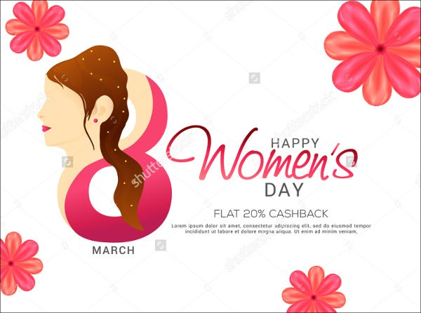womans day wishing cards