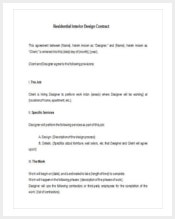 sample-residential-interior-designer-contract-template