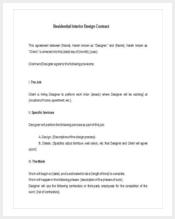 sample-residential-interior-designer-contract-template