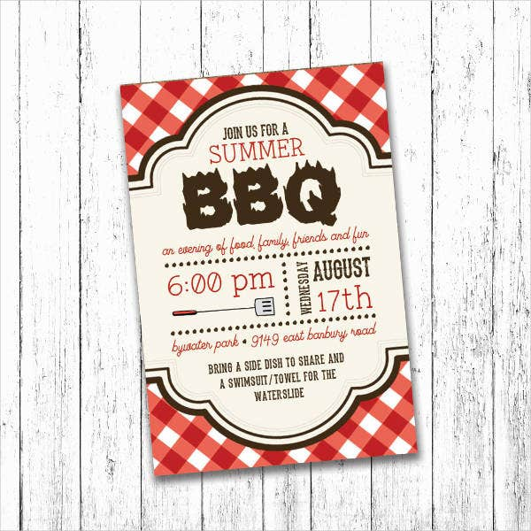 corporate-bbq-invitation-template
