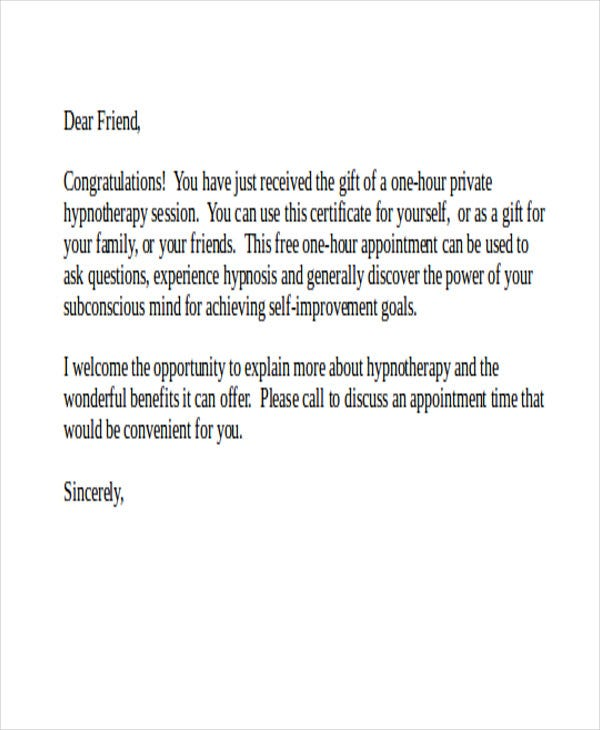 gift letter templates 8 free word pdf format download free