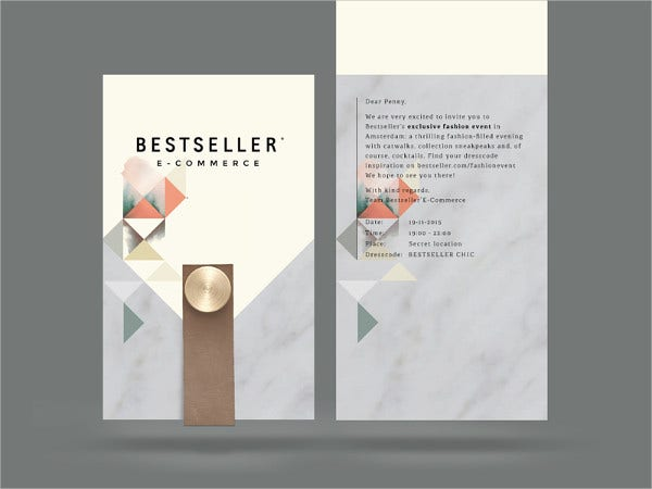 Free Event Invitation Template  Free Event Invitation Templates