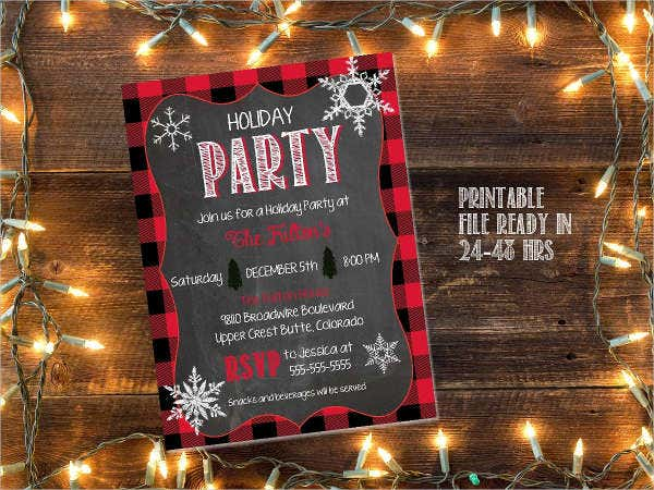 office-party-invitation-template
