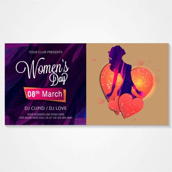 womens-day-party-invitation
