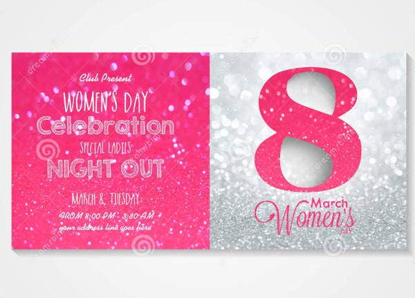 womens-day-celebration-invitation