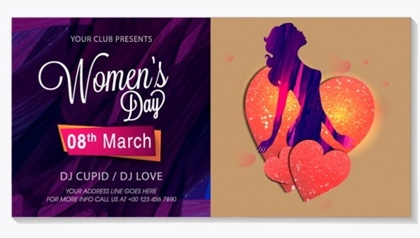 womens day invitation1