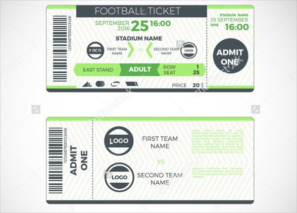 vector-sports-ticket-template