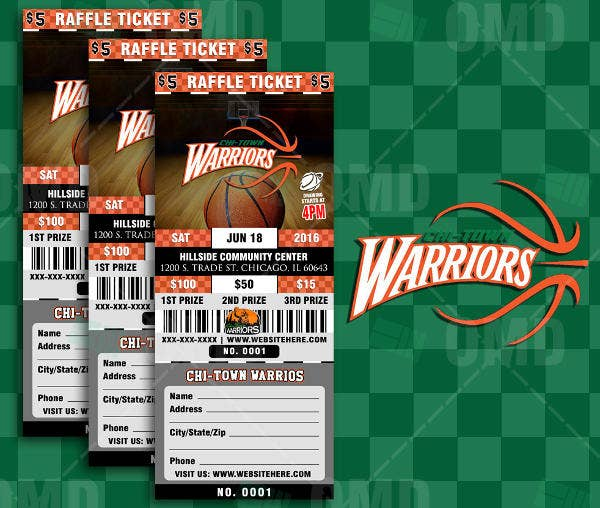 sports-raffle-ticket-template