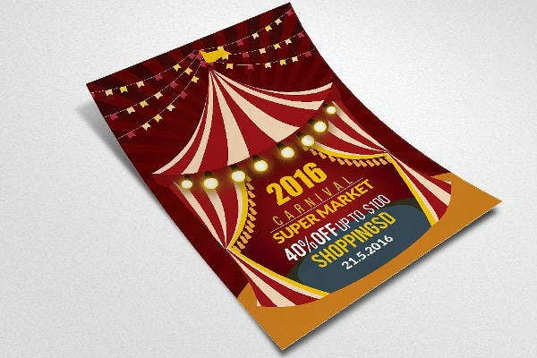 circus-carnival-psd-flyer