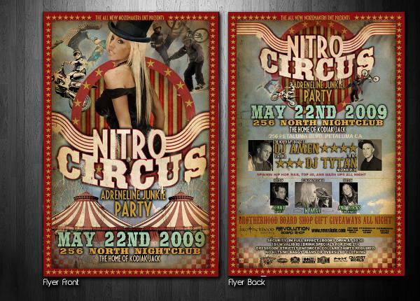 nitro circus flyer