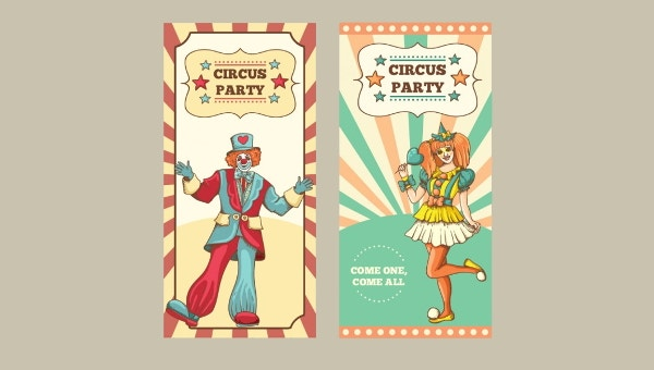 circusflyer