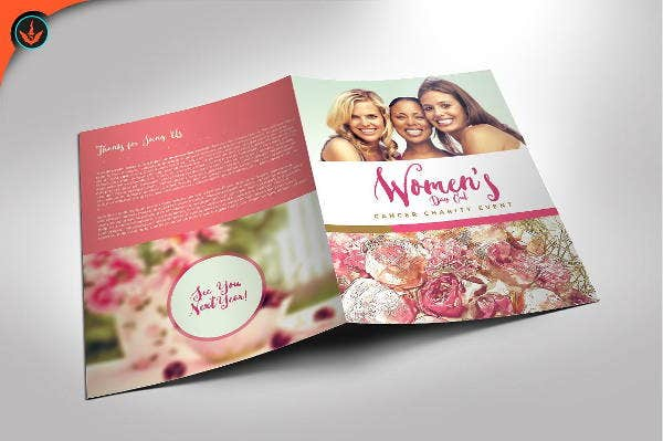 womens-day-event-brochure