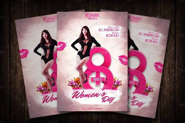 womens-day-event-flyer-template