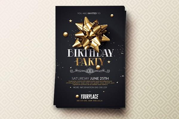 birthday party invitation1