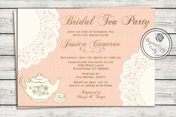bridal shower tea party invitation3
