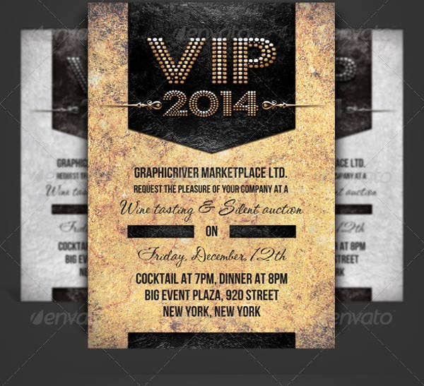 19  corporate invitation templates