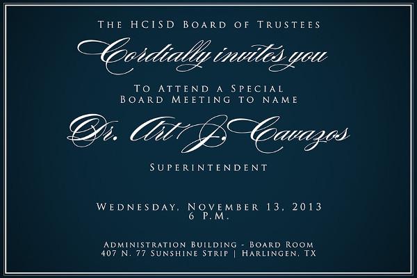 -Board Meeting Invitation Format