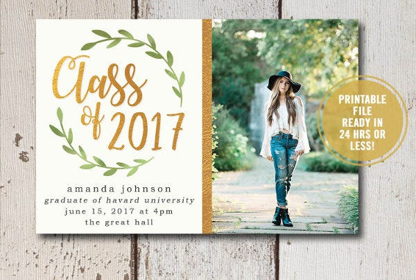 college graduation invitation2