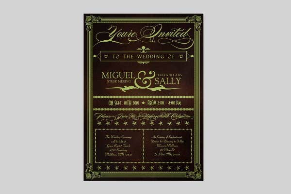 diy-green-wedding-invitation-template