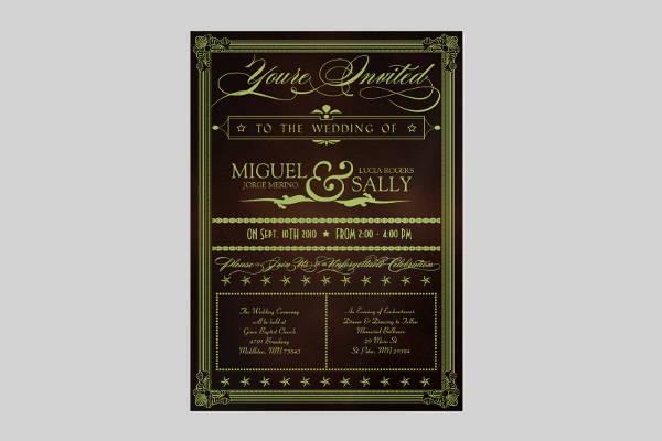 diy-green-wedding-invitation-template