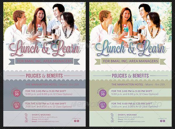 team lunch invitation format