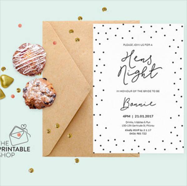 hen-night-party-invitation