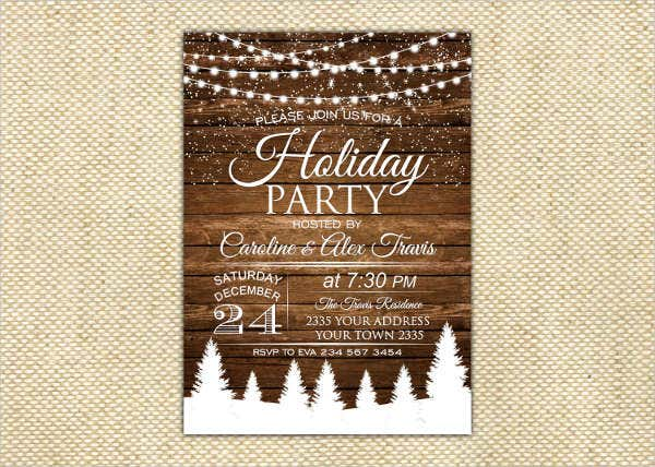 17  formal party invitations