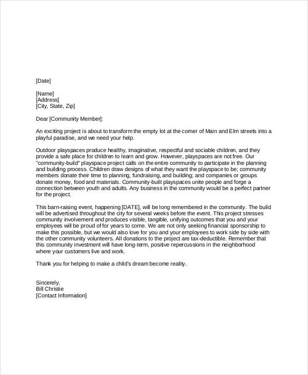 Query letter templates 5 free sample example format download employee query letter template altavistaventures Image collections