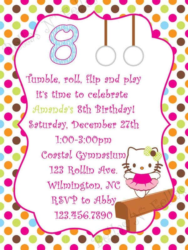 12 kitty party invitations free premium templates family kitty party invitation spiritdancerdesigns Images