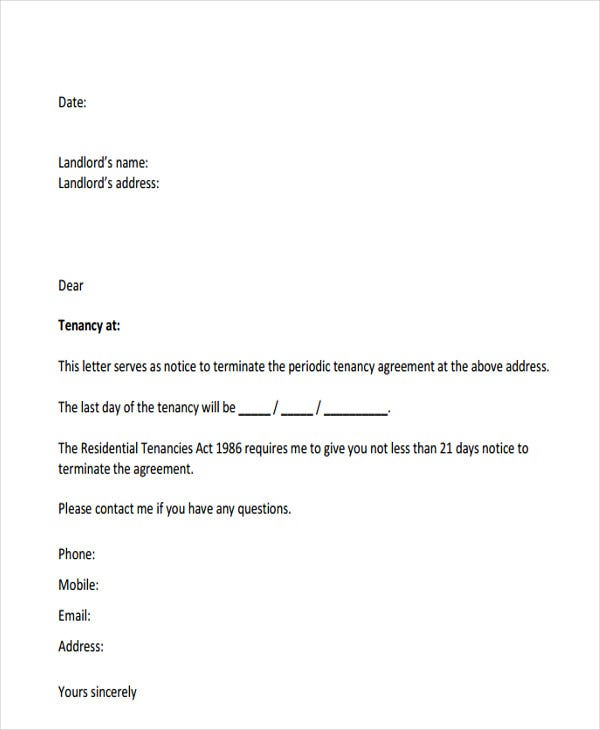 Landlord notice letter template uk rent notice letter template uk tenant eviction letter template best of letter eviction template uk spiritdancerdesigns Images