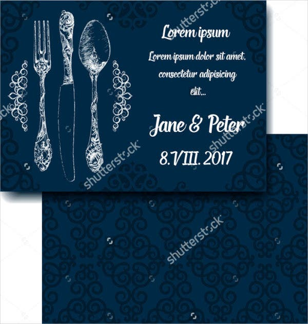 Annual Dinner Invitations  Jpg Psd Vector Eps Ai