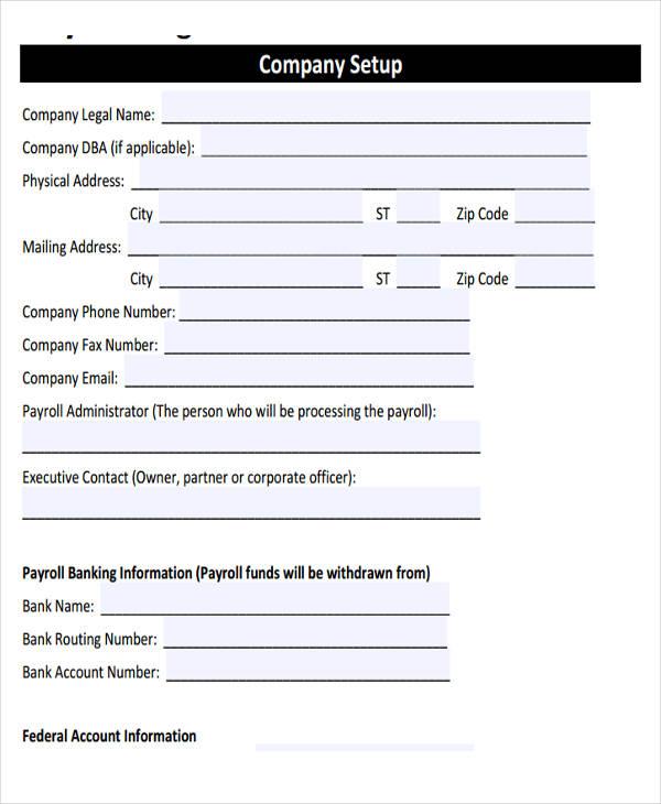 Employee Payroll Templates – Employee Payroll Template