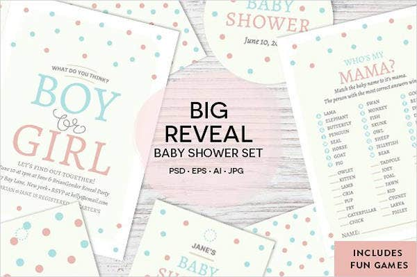 personalized-gender-reveal-party-invitation