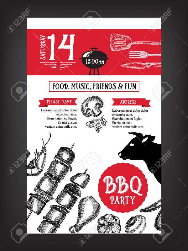 lunch-party-invitation-template