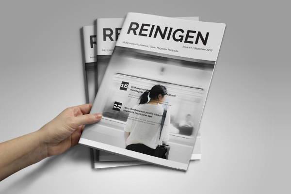 professional-minimal-magazine-template