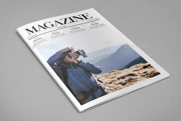 minimal-style-magazine-template