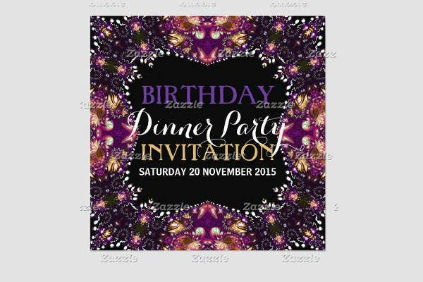 birthday-dinner-invitation-card