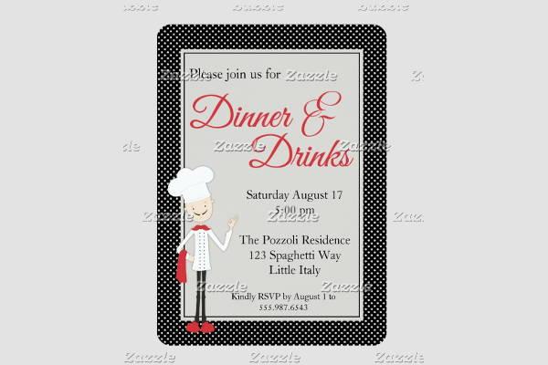 formal dinner party invitation3