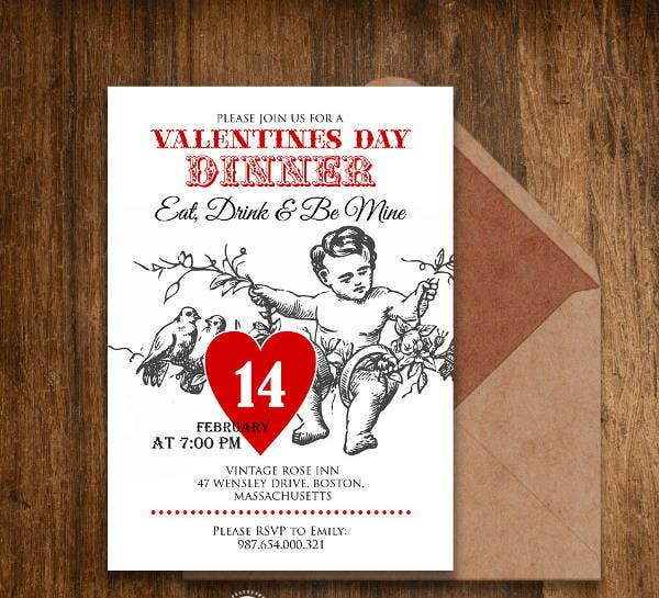 valentine-dinner-invitation-card