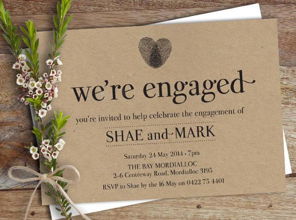 -Employee Engagement Event Invitation