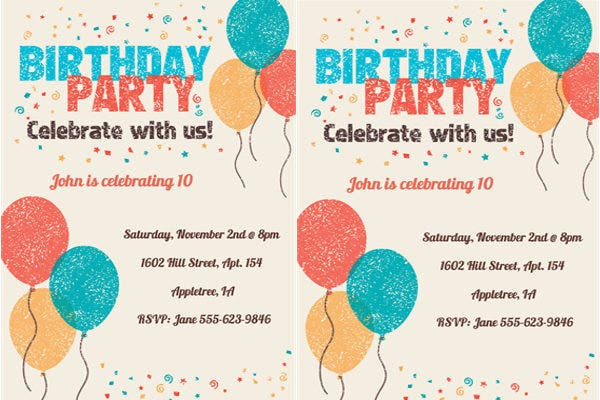 birthday-party-event-invitation