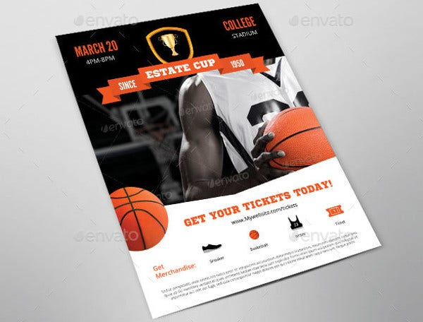 -Business Sports Event Invitation