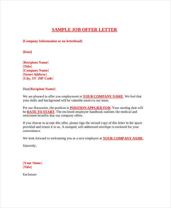 34 Letter Templates In Pdf Free Pdf Documents Download Free