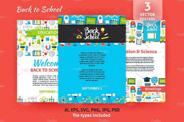 -Student Welcome Event Invitation