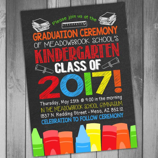 sample-kindergarten-graduation-invitation