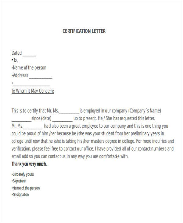 pdf application letter sle experience certificate