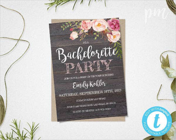 corporate party invitation template3