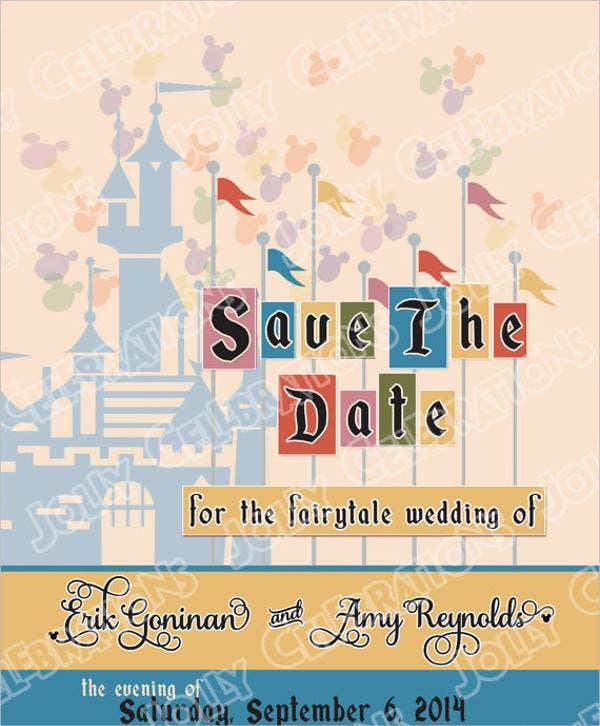 official disney wedding invitations