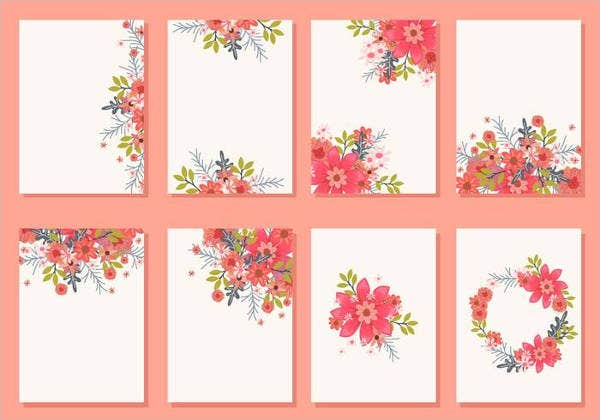 blank-floral-wedding-invitations